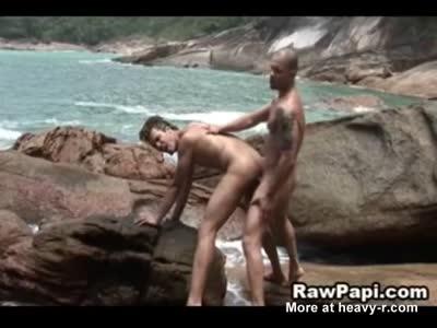 Stunning latino gaypapi anal hardcore sex