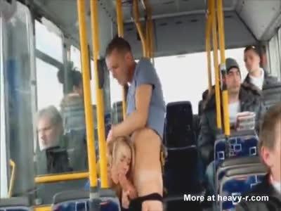 Sex In Public Transport