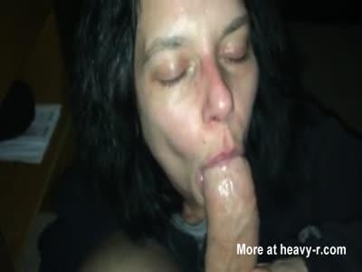 Blowjob crack whore sense
